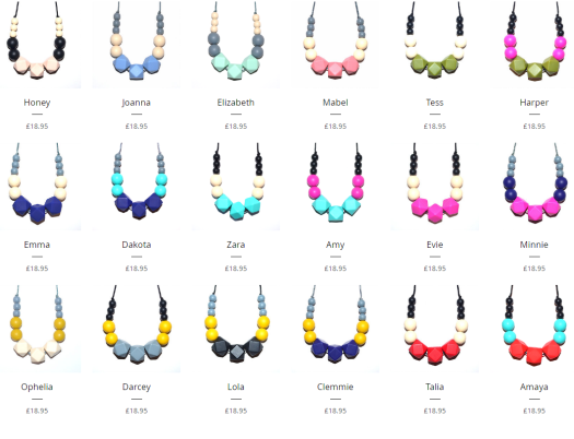 Sunday Review: Bo&Bel Teething Necklace
